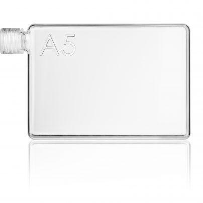 Memobottle A5 Reusable Water Bottle