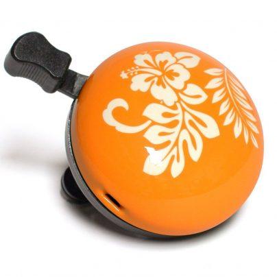 Orange Hula Bike Bell